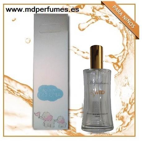 Perfume para niños, niñas Nº 326 PETI MAMA BULGARIA DE MARCA BLANCA EQUIVALENTE 100ml INFANTIL