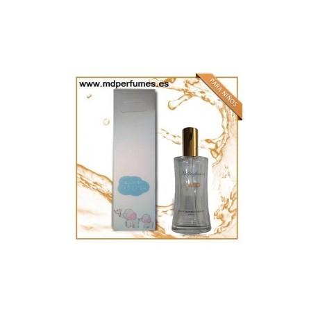 Perfume para niño, niña Nº 370 TARTA DE CHOCOLATE GIVENci de marca blanca equivalente 100ml